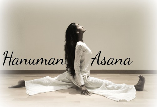Hanumanasana Workshop; 01 April 2016