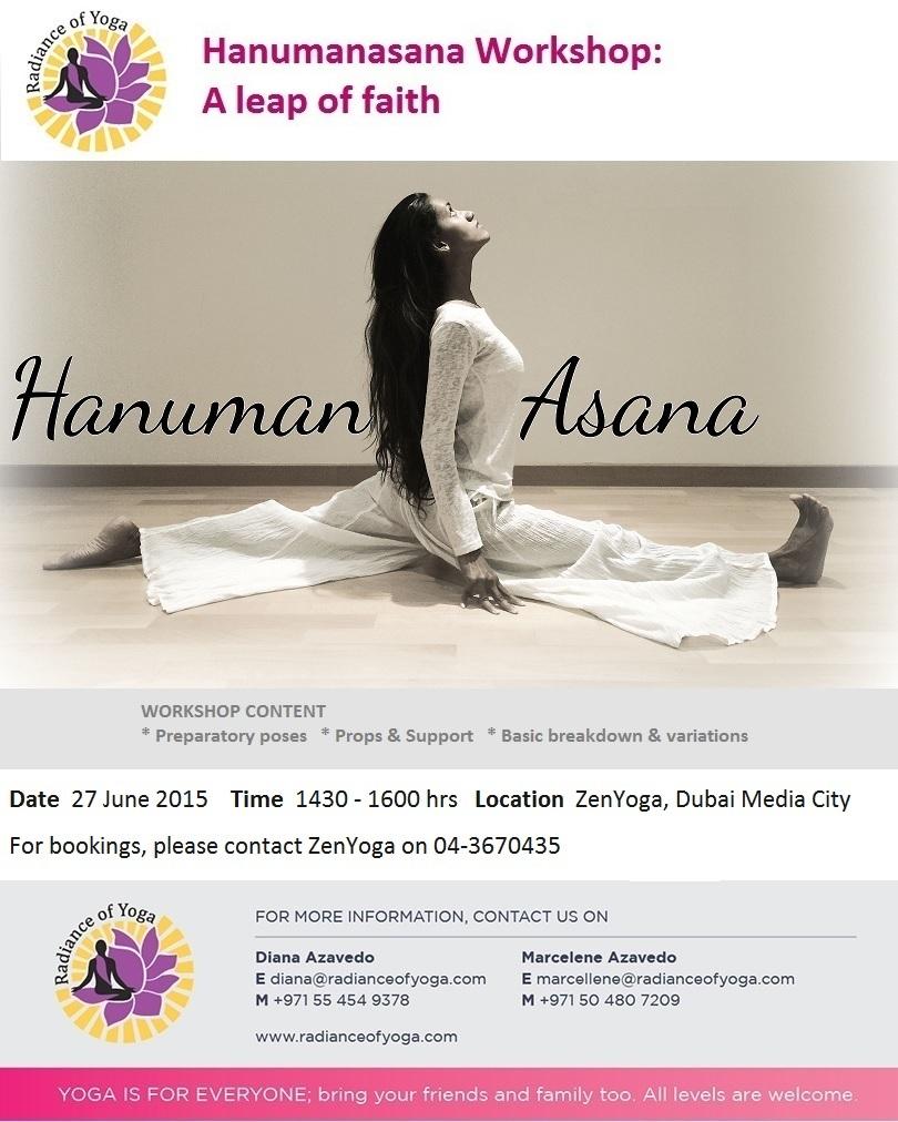 Hanumanasana workshop_A leap of faith