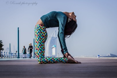 Photography & Yoga