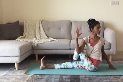 3 yoga poses for seated twists
