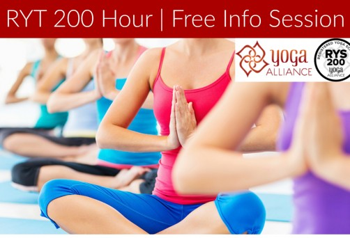 Meet your trainer : RYT 200hour Yoga Teacher Training : 08July