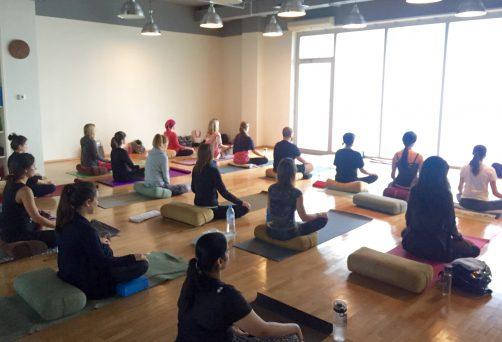07 Sep-25Nov 2018; Yoga Teacher Training; RYT200