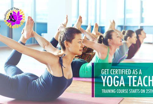 23 Sep-15Nov 2018; Yoga Teacher Training; RYT200