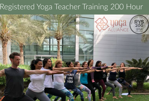 08 Apr-24May 2018; Yoga Teacher Training; RYT200
