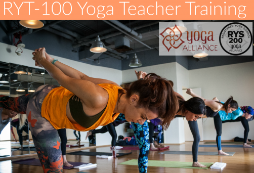 RYT-100 Yoga Teacher Training